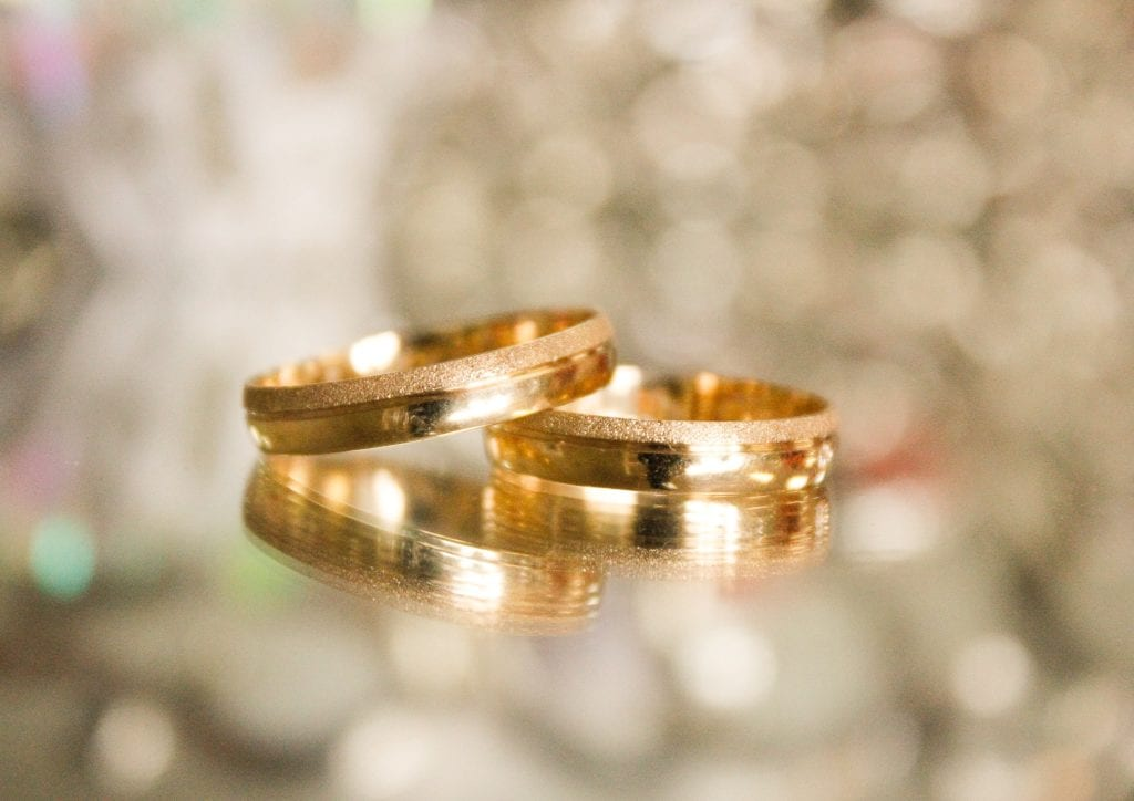 Make Your Own DIY Weeding Rings With Your Partner
